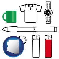 arizona typical advertising promotional items