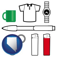 nevada typical advertising promotional items