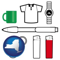 new-york typical advertising promotional items