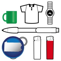 pennsylvania typical advertising promotional items