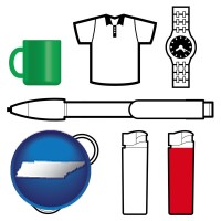 tennessee typical advertising promotional items