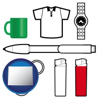 wyoming typical advertising promotional items