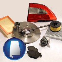 alabama automotive parts