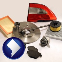 washington-dc automotive parts
