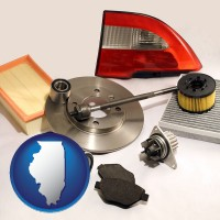 illinois automotive parts