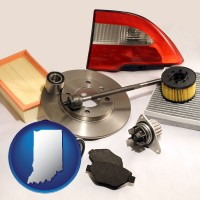 indiana automotive parts