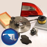 maryland automotive parts