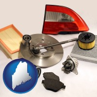 maine automotive parts