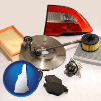 new-hampshire automotive parts