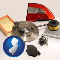 new-jersey automotive parts