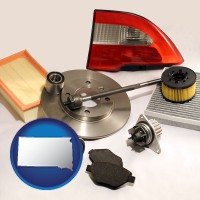 south-dakota automotive parts