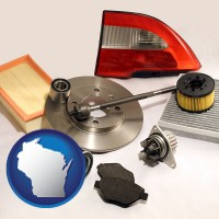 wisconsin automotive parts