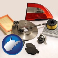 west-virginia automotive parts