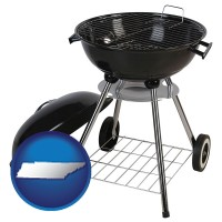tennessee a kettle-style charcoal grill