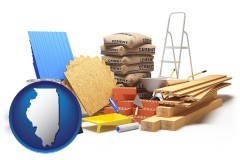 illinois sample construction materials