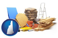 new-hampshire sample construction materials