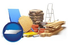 tennessee sample construction materials