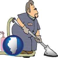 illinois a carpet cleaner using carpet cleaning products