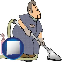 new-mexico a carpet cleaner using carpet cleaning products