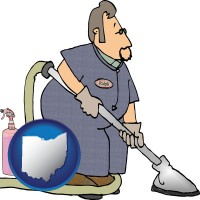 ohio a carpet cleaner using carpet cleaning products