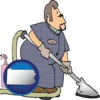 pennsylvania a carpet cleaner using carpet cleaning products