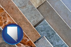 nevada ceramic tile samples