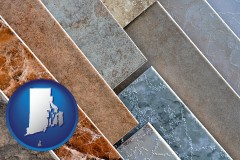 rhode-island ceramic tile samples