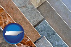 tennessee ceramic tile samples