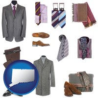 connecticut men's clothing and accessories