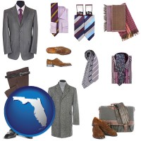florida men's clothing and accessories