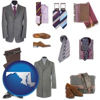 maryland men's clothing and accessories