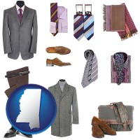 mississippi men's clothing and accessories