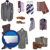 montana men's clothing and accessories