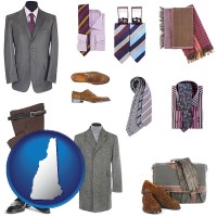 new-hampshire men's clothing and accessories
