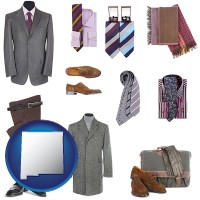 new-mexico men's clothing and accessories