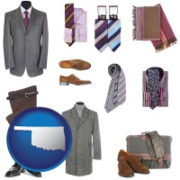 oklahoma men's clothing and accessories
