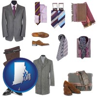 rhode-island men's clothing and accessories