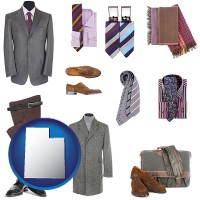 utah men's clothing and accessories