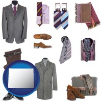 wyoming men's clothing and accessories
