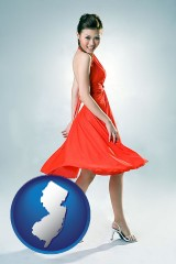 new-jersey fashionable women's clothing