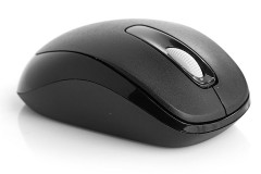 a wireless computer mouse