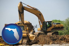florida heavy construction equipment
