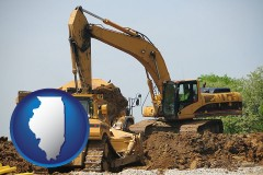 illinois heavy construction equipment