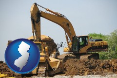 new-jersey heavy construction equipment