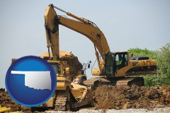 oklahoma heavy construction equipment