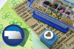 nebraska scrapbooking craft supplies