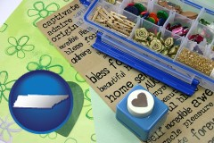 tennessee scrapbooking craft supplies