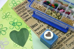scrapbooking craft supplies