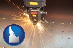 idaho a laser cutting tool