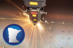 minnesota a laser cutting tool